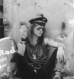 Vintage Axl Rose I would definatly wear this