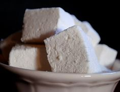 Homemade Marshmallows | Fat Girl Trapped in a Skinny Body