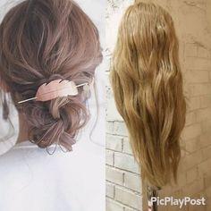 hirotetu68□三つ編みで作るおまとめアレンジ ・ 1、後ろ全体の髪の毛を斜めに分けます☆ ・ 2、斜めに分けた左側を三つ編みしてゴムでおだんごにします☆ ・ 3、右側の髪の毛をねじっておだんごに巻き付けて完成です☆ ・ ヘアアクセサリーをつけるとより華やかです花火大会や浴衣にもよく似合うと思います☆