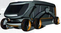 Eco Transportation, Cargo, Felidae, Ramandeep Singh, Semi-Trailer, Solar Energy