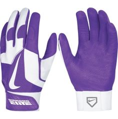 Nike Adult Diamond Elite Pro II Batting Gloves - Dick's Sporting Goods