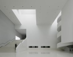 Interior of The new Philharmonic Hall of Szczecin by Barozzi Veiga