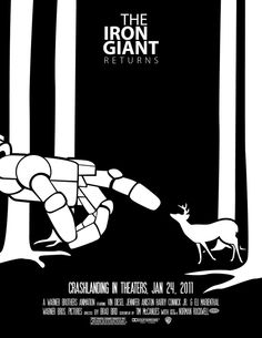 The Iron Giant-how did we miss this?