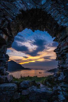 Strome Castle Ruins, Scotland