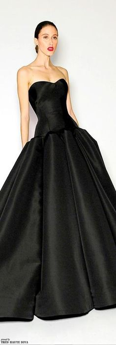 Zac Posen Pre-Fall 2014....lovely by Janny Dangerous