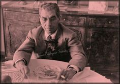 Rare Charlie Luciano picture Real Gangster, Mafia Gangster, Meyer Lansky, The Big Boss, Life Of Crime, Al Capone, Lower East Side, The Godfather, Underworld