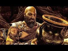 GOD OF WAR 4 Kratos Finds Spartan Relics Scene (PS4 PRO 60FPS) - YouTube Cinematic Trailer, God Of War, Ps4, Scene, Statue, Youtube, Ps3, Youtubers, Sculptures