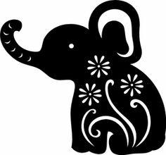 x- Elefant