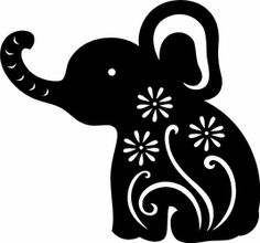 Free download elephant carving template programs for How to carve an elephant on a pumpkin