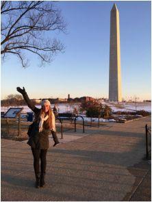 Washington D.C. travel insight!