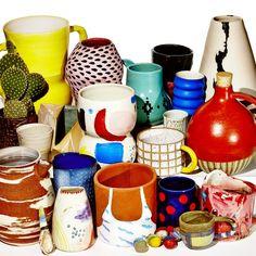 bobbydoherty:  Ceramics for New York Magazine  New York Magazine