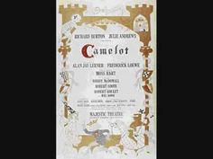 """Robert Goulet ~ """"If Ever I Would Leave You"""" ~ Camelot [Original Broadway cast album]. The show opened on December 3, 1960 and ran for 873 performances. [Video]"""