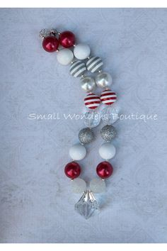 Baby chunky necklace