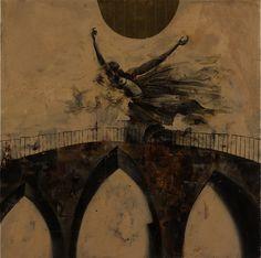 paintings - Dave Mckean