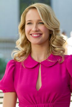 """In the Riff-Off scene, one of the categories is """"Song Ruined By Glee"""". Anna Camp (Aubrey) guest starred in one episode of Glee in 2009.     Trivia from IMDb.com"""
