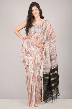 Buy Pochampally Sarees Online | Tie and Dye | South Sarees | IndiaInMyBag.com