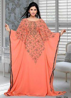 This Chic pink Jacket Style Embroidered Kaftan. Kaftan Style, Caftan Dress, Arab Fashion, Muslim Fashion, Islamic Fashion, Kaftan Designs, Latest African Fashion Dresses, Oriental Fashion, Classy Dress