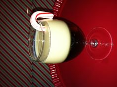 Cocktails-Peppermint Kahlua topped with Baileys Irish Creme