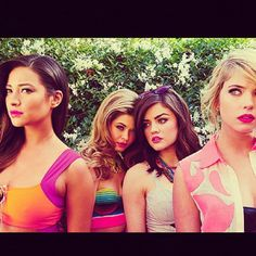 Pretty Little Liars summer!!!