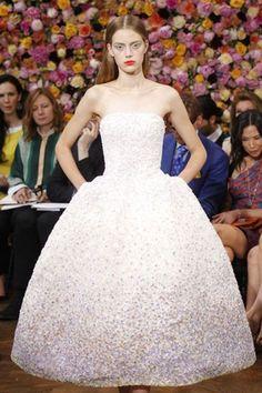 Raf Simons voor Dior in 130 beelden