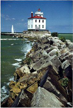 Fairport Harbor Light House | Flickr - Photo Sharing!