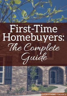 First time moms 92464598587017872 - First-time Homebuyers: The Complete Guide Source by mmzzee Home Buying Checklist, Home Buying Tips, Home Buying Process, Home Staging Tips, Texas, Buying Your First Home, First Time Home Buyers, Real Estate Tips, New Homeowner