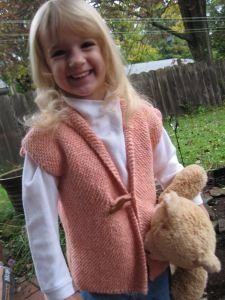 Free+Knitting+Pattern+-+Girl's+Clothes:+Snuggle+Vest