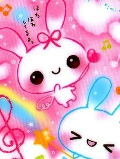 Wallpaper for cellphone Kawaii