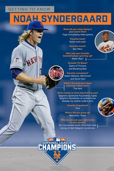 Mets Getting To Know Noah Syndergaard