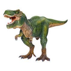 A Schleich World of History Tyrannosaurus rex dinosaur model available to buy online from Everything Dinosaur. A Schleich T. rex dinosaur model available to purchase from Everything Dinosaur. T Rex Video, Tyrannosaurus Rex Facts, Toys For Little Kids, T Rex Toys, Jurrassic Park, The Good Dinosaur, Prehistoric Animals, Extinct Animals, Disney Cars