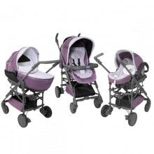 Carucior Chicco Trio Living Smart Autofix Prams, Baby Strollers, Children, Baby Prams, Young Children, Strollers, Boys, Child, Kids