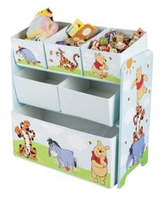 Winnie the Pooh Toy Organiser