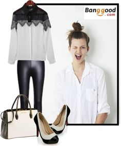 """""""www.banggood.com"""" by elenb ❤ liked on Polyvore"""