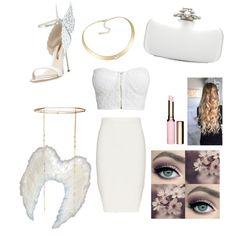 Angel Halloween Costume Idea