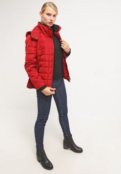 Tom Tailor - Winterjacke - hollywood red  #tomtailor #winterjacke #hollywood #red #rot #damenjacke #damen