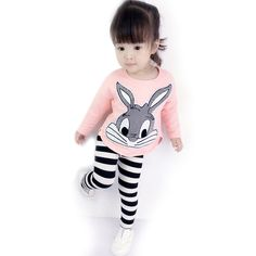 Cute Cotton Rabbit Clothes Sets     Tag a friend who would love this!     FREE Shipping Worldwide     Buy one here---> http://hisandhertrove.com/cute-cotton-rabbit-clothes-sets/