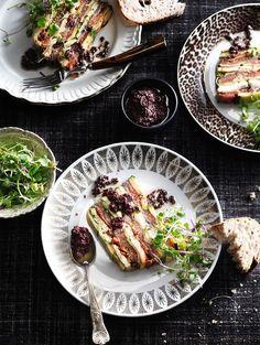 vega terrine van groente