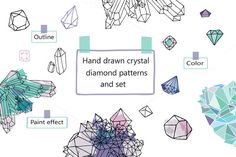 Crystal story by GooseFrol on @creativemarket