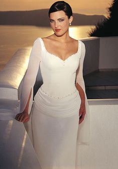 2016 Wedding Dresses and Trends: Wedding Dresses with Soft Sleeves from Spring 2012 Bridal Fashion Week