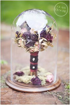 How to preserve your wedding bouquet in 8 steps fizara diy photo one hitched lane diy how to preserve wedding flowers junglespirit Gallery