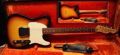 """1969 Fender Esquire """"Sunburst"""""""