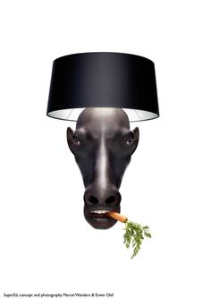 crazy moooi horse lamp because who doesn t want a life size horse