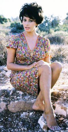 Sophia Loren #sophia loren via Mudwerks