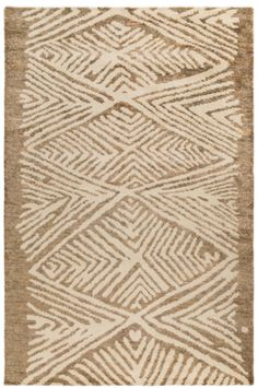 This Orinocco rug by Surya would fit flawlessly in a tribal, natural or organic space (OOC-1005).