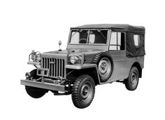 Toyota Jeep BJ '1953–54