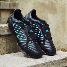 Sepatu Bola Adidas Copa 17 Gloro FG Core Black Core Black Energy Blue 100%  Original 44ff955ed7
