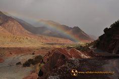 Nasza  przygoda z Marokiem zaczęła się w uroczy choć  mroźny październikowy wieczór w Ustrzykach.
