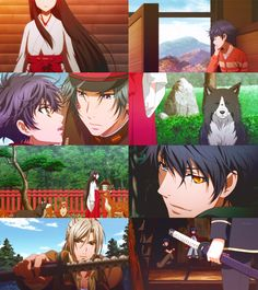 hakkenden eight dogs of the east season 2