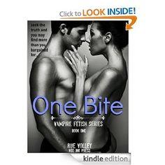 One Bite (Vampire Fetish Series) by Rue Volley | EBook Escape