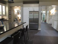 We love how simple and chic the Marin Kitchen is! | Pretty Little Liars